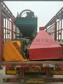 粉状猪粪有机肥设备生产有机肥工艺流水线