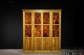 成都仿古家具定制 成都唐人坊新中式衣櫃書櫃家具廠家