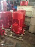 40口径消火栓泵/3KW多级消防泵泵房调试
