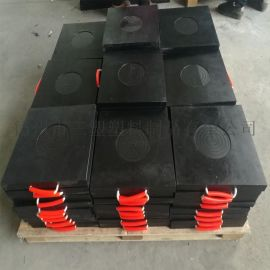 耐磨防滑支腿垫板 upe塑料抗压减震板