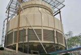 厂家供应圆形逆流式玻璃钢耐腐蚀冷却水塔可定制直销