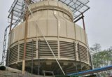 廠家供應圓形逆流式玻璃鋼耐腐蝕冷卻水塔可定製直銷