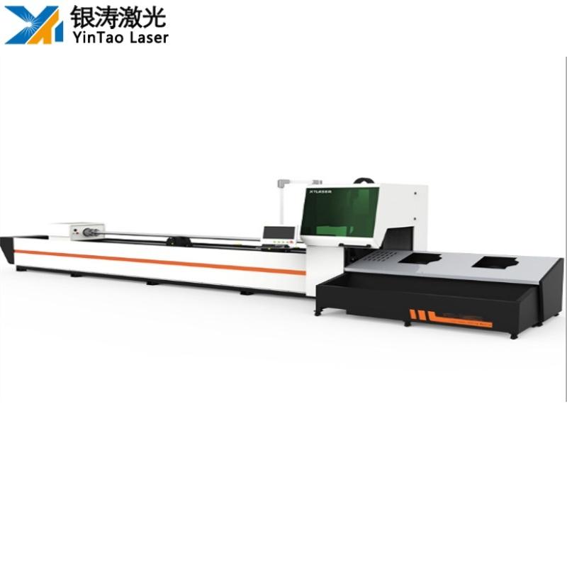 数控光纤激光切割机 全自动管板一体机