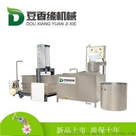 忻州小型豆腐干生产线 多功能豆腐干机一机多用