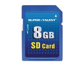 记忆卡(High Capacity SD Cards)