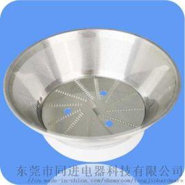 同进定制榨汁机滤网,出汁率高出同行5-10%