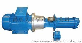 YPWO-032#6B-R017-40-0G机床冷却泵意大利SEIM配套CNC加工风力发动机轮毂