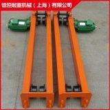 上海廠家直銷1t2t3t5t歐式端樑懸掛大車懸掛樑頭電動懸掛起重機