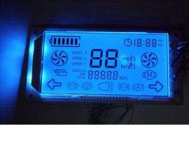 万能充电器LCD显示屏  移动电源液晶屏 水电表LCD显示器