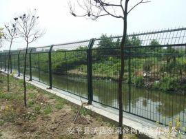 【批发】池塘隔离网栏 水源地隔离网 河道隔离护栏