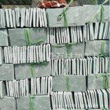 河北文化石白石英文化石绿色蘑菇石厂家