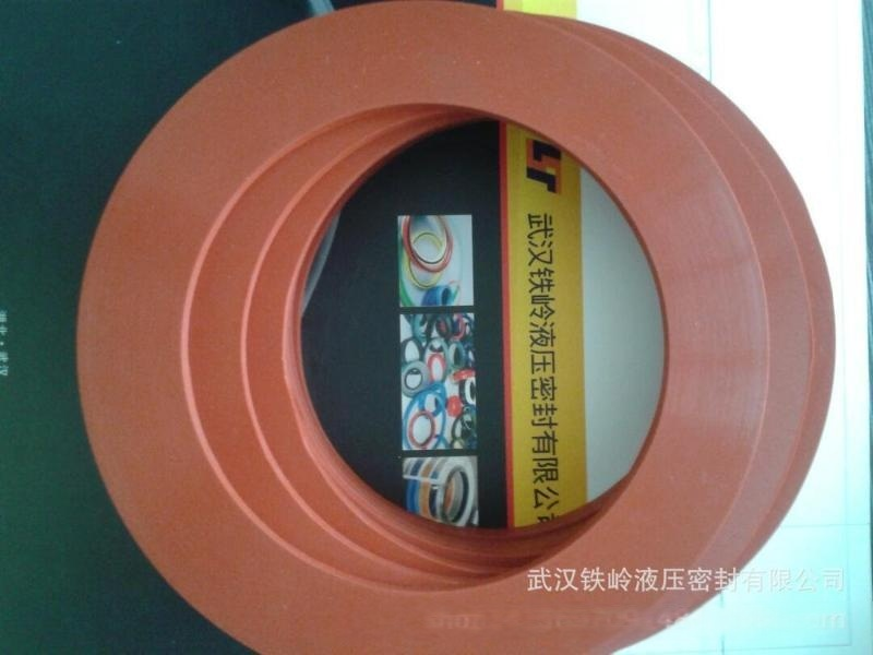 厂家直销硅胶密封垫圈规格齐全异形非标可定做