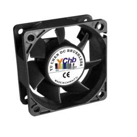 供应DC12V 60*60*20散热风扇