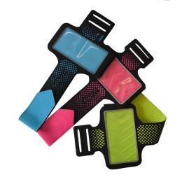 跨境专供 手臂包 运动心率臂带跑步装备跑步手臂包 工厂定制