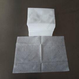新价供应多规格石蜡鱼骨纹水刺布_定做人字纹清洁水刺布生产厂家