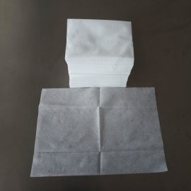 新價供應多規格石蠟魚骨紋水刺布_定做人字紋清潔水刺布生產廠家