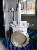 廠家直銷對夾式刀型閘閥  不鏽鋼漿閘閥