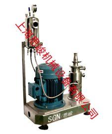 上海SGN直销 GMD2000纳米金刚石微粉研磨分散机