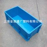 厂家直销 635*300*225 塑料物流箱  塑胶周转箱  可套物流箱