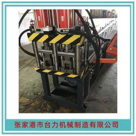 全自动金属管材三头冲孔机 数控圆管冲孔机