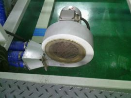 0.75KW高田GOLTA风机钢材纵剪机
