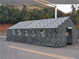 军工用支架帐篷施工帐篷