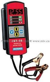 密特摩托车电瓶蓄电池检测仪