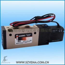 三和电磁阀 SVZ5120 空气电磁阀