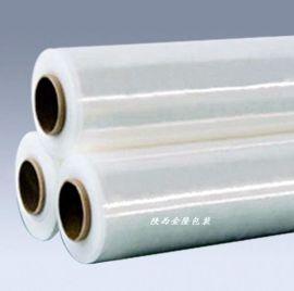 陕西PE拉伸缠绕膜 西安手工缠绕膜 机用缠绕膜 陕西金隆包装