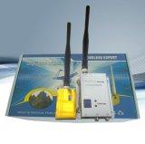 1.2G 2W无线音视频传输 大功率影音监控收发器 航拍FPV图传