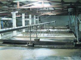 铅锌矿选矿摇床厂家 重选设备摇床 耐磨玻璃钢摇床