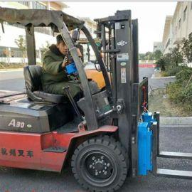 杭州燃油机叉车电子秤杭州合力叉车电子称