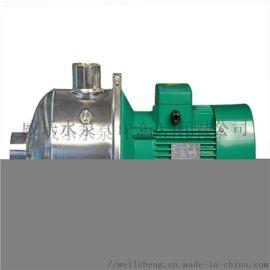 威乐水泵-MHI 卧式多级不锈钢泵 管道增压泵