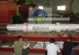EVA水洗造粒机电磁加热器节能改造