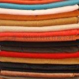 厂家直销 多色现货530G加厚羊毛面料 大衣服装顺毛面料布料羊绒呢