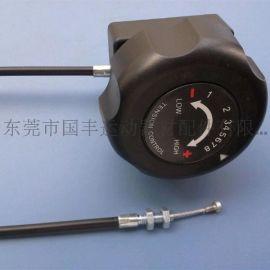 供应健身车八段微调器 调速器