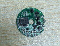7.4V,5A电机控制方案