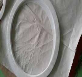 法蘭四氟墊片廠家 長期供應 標準法蘭四氟墊片