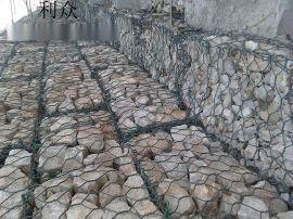 高锌防腐蚀石笼网 河道防护高锌石笼网 防洪生态护理石笼网