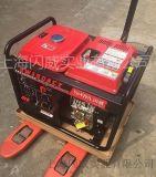 190A5KW柴油发电电焊机发电机电焊机一体化式