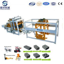 QT8-15 液压全自动砌块成型机,混凝土免烧砖机,环保免烧砖机