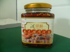 利川土家臘肉辣醬/油辣椒調味品