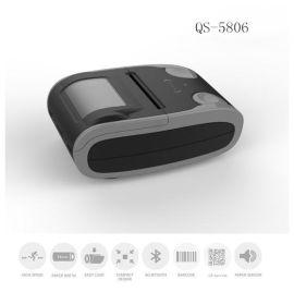 泰国蓝牙打印机支持蓝牙苹果安卓Qs-5806