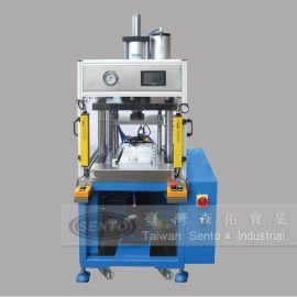 气液增压机厂家,供应森拓STPF四柱数控压力机