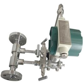 差压式气体蒸汽流量计变送器4-20ma 485modbus自带温度压力补偿