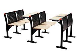 连排课桌椅阶梯排椅学校课桌椅多媒体排椅 DC-312D