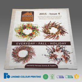 广州印刷 精美画册印刷 样品册 手挽袋 书籍印刷