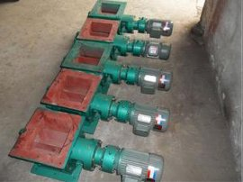 高温工况卸料器不锈钢卸料器生产厂家-泊头家园环保