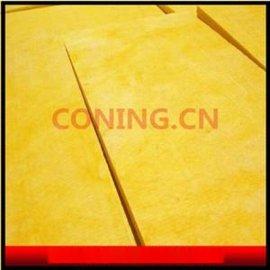 硬质玻璃棉 半硬质保温板 单面复合0.2mm进口特强防潮防腐蚀加筋贴面