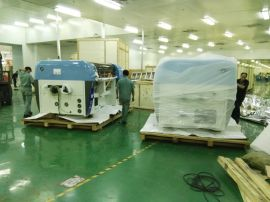 深圳泰合机器出口木箱包装工厂搬迁木箱包装